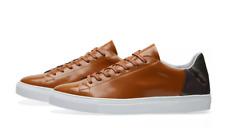 Belstaff Sophnet Bsx Sneakers shoes Man Cognac/ Leaf Green Size 46 EU 12 UK