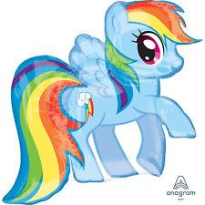 My Little Pony Anniversaire Fête Filet Ballon Aluminium Forme
