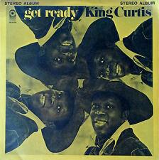 "KING CURTIS - GET READY - ATLANTIC - 7"" JUKEBOX EP + (10) STRIPS - 33 1/3 RPM"