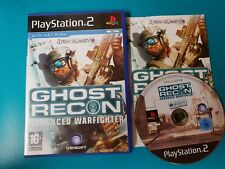 ps2 : ghost recon advanced warfighter