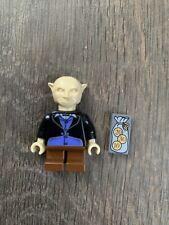 Lego Harry Potter - 4714 - Goblin 1 - Original Figurine - neuf