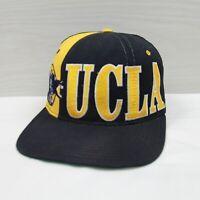 Vintage UCLA Bruins Starter Snapback Hat Cap Size OSFA 90s NCAA