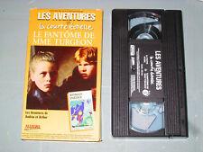 La courte echelle:  La Veuve Noire/ Roman Inedit  (VHS)(French) testé