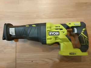 Ryobi One+ Cordless 18V Reciprocating Saw  (Tool Only)