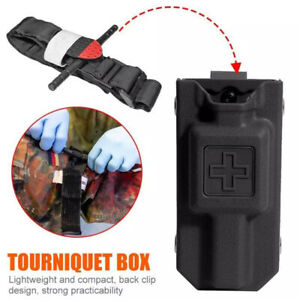 Tourniquet Carrier Pouch Storage Bag Box Holder Case For Outdoor Medical Rescue