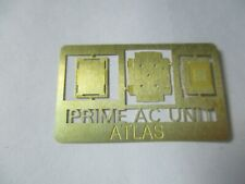 Atlas #BLMA71 Cab Mounted Air Conditioner Prime Style Kit N-Scale