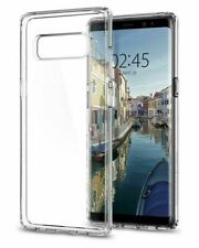 Galaxy Note 8 Case, Spigen Ultra Hybrid Protective Clear Cover - Crystal Clear