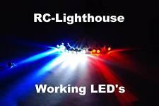 RC Car Truck Truggy LED Lights Working 4W4R4B 5mm