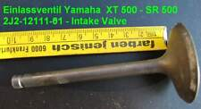 1x válvula válvula de entrada Yamaha XT 500, xt500, gg-2011-in, 7470685, intake valve
