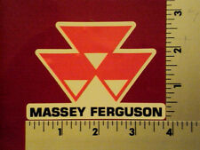 Massey Ferguson sticker decal Tractor IMCA NHRA USRA