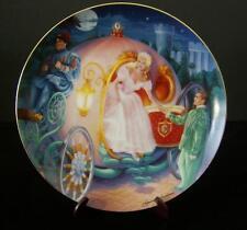 Cinderella Magical Journey Gem Jewel Collectible Plate