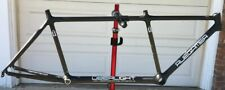 Ruegamer UberLight Carbon Tandem Frame with Alpha-Q X2 Fork +Extras