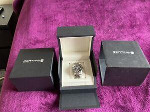 Certina Watch DS Action Precidrive C032.851.44.087.00 Chronometer Titanium VGC