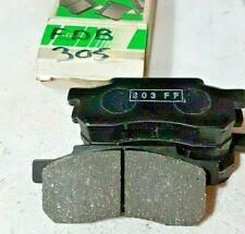 FOR HONDA ACTY FIT BRAKE PADS VECO FDB305