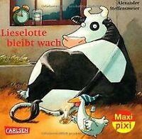 Maxi-Pixi Nr. 133: Lieselotte bleibt wach | Buch | Zustand gut