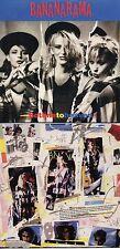 CD Single Bananarama HOT LINE TO HEAVEN  6-TRACK CARD SLEEVE  REMIXES EX