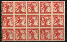 SHS - Chainbreakers 1919 ☀ 10 Vin Tipography perf 13.5 ☀ MNH - Color breaktrough