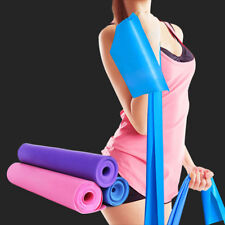 1.5m*15cm Yoga Stretch-Resistance Band GYM Exercise-Fitness Elastic Rubber Bands