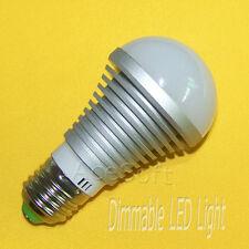 E27/E26 Dimmable 15W Pure White LED Spot Ceiling Light Ball Bulb Ultra Bright US