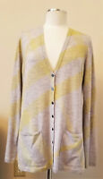 Burberry Brit Wool/Cashmere Jacket Sz- XL Burberry Cowslip Check