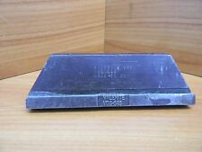 VALENITE LATHE CUT OFF TOOL VDG-64S RUBBED SEE PHOTOS FOR DETAILS QE