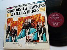 SCREAMIN JAY HAWKINS Lillian Briggs Kay Starr Charlie Francis 1962 CORONET Comp