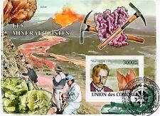 Union des Comores (2008) - Les Mineralogistes: Max von Laue