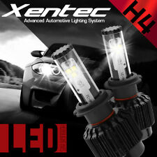 XENTEC LED HID Headlight kit 488W 48800LM H4 9003 6000K 1992-1999 Toyota Paseo