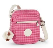 Kipling Canali Shoulderbag Across Body in Picnic Pink BNWT