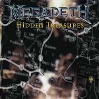 Megadeth - Hidden Treasures Neuf CD
