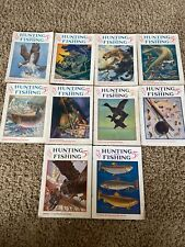 Lot Of 10 Vintage Hunting And Fishing Magazines 1929-1933