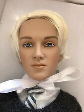 "Tonner Harry Potter 17"" Draco Malfoy Doll NRFB"