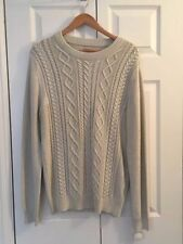 Chunky, Cable Knit