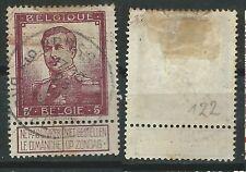 Belgium Belgica Scott # 102 (o) Usado