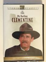My Darling Clementine (DVD, 2004, Studio Classics)(NEW) Henry Fonda