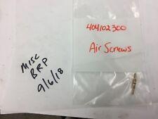 Ski-doo Air Screw 404102300 BRAND NEW! Listing for qty 1