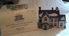 Dept 56- New England Village-Pennsylvania Dutch Farmhouse- #5648-0