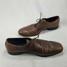 Hugo Boss Dress Shoe 10 1/2 Leather Lace Up