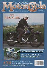 REX-ACME TT     Speedway Douglas    Norton Dominator    8/1990