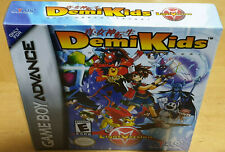 DEMIKIDS LIGHT VERSION for NINTENDO GAME BOY ADVANCE GBA NEW SEALED DEMI KIDS