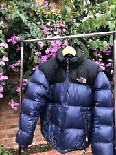 North Face puffer Jacket In Blue/purple