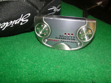 """2018 scotty cameron titleist select fastback  34"""" putter w/ nice cover"""