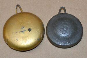 Antique Original Sessions & Seth Thomas Mantle Clock Pendulums