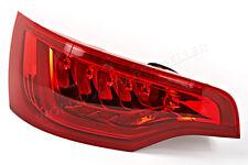 AUDI Q7 Facelift 2010- LED Tail Light Rear Lamp LEFT OEM