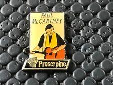 pins pin BADGE MUSIQUE MUSIC PROSERPINE PAUL MC CARTNEY
