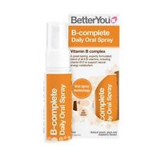 💚 BetterYou Natural B-Complete Daily Oral Spray 25ml