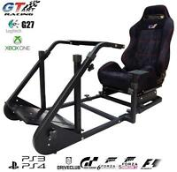 GT ART Racing Simulator Steering Wheel Stand forG27 G29 PS4 G920 T300RS 458 T150
