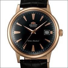 Orient 2nd Generation Bambino Rose Goldtone, Automatic Dress Watch #AC00001B