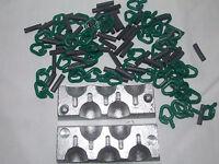 Lead Mould - 30g Back Lead Mould - 5 Cavity Mould - Carp coarse