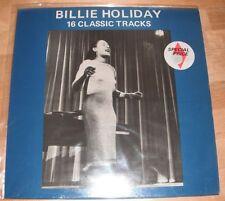 Billie Holiday - 16 classic tracks LP